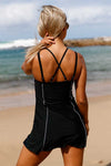 Ellady Bandeau Top Swimdress With Bottom