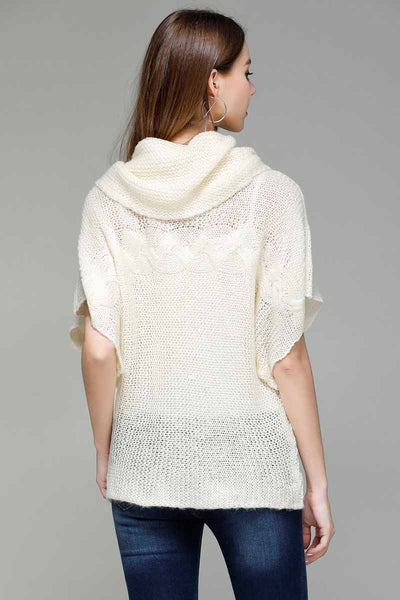 Ellady Show Off Sheer Loose Knitwear