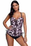 Sweetheart Tankini Swimsuit