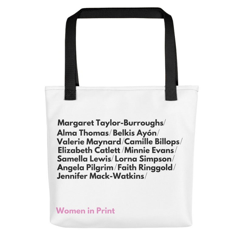 Women in PRINT Tote