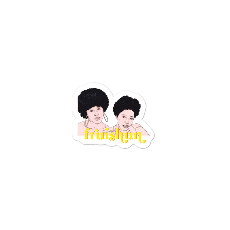 Fruishun Sticker