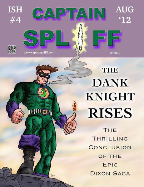 Ish #4: The Dank Knight Rises