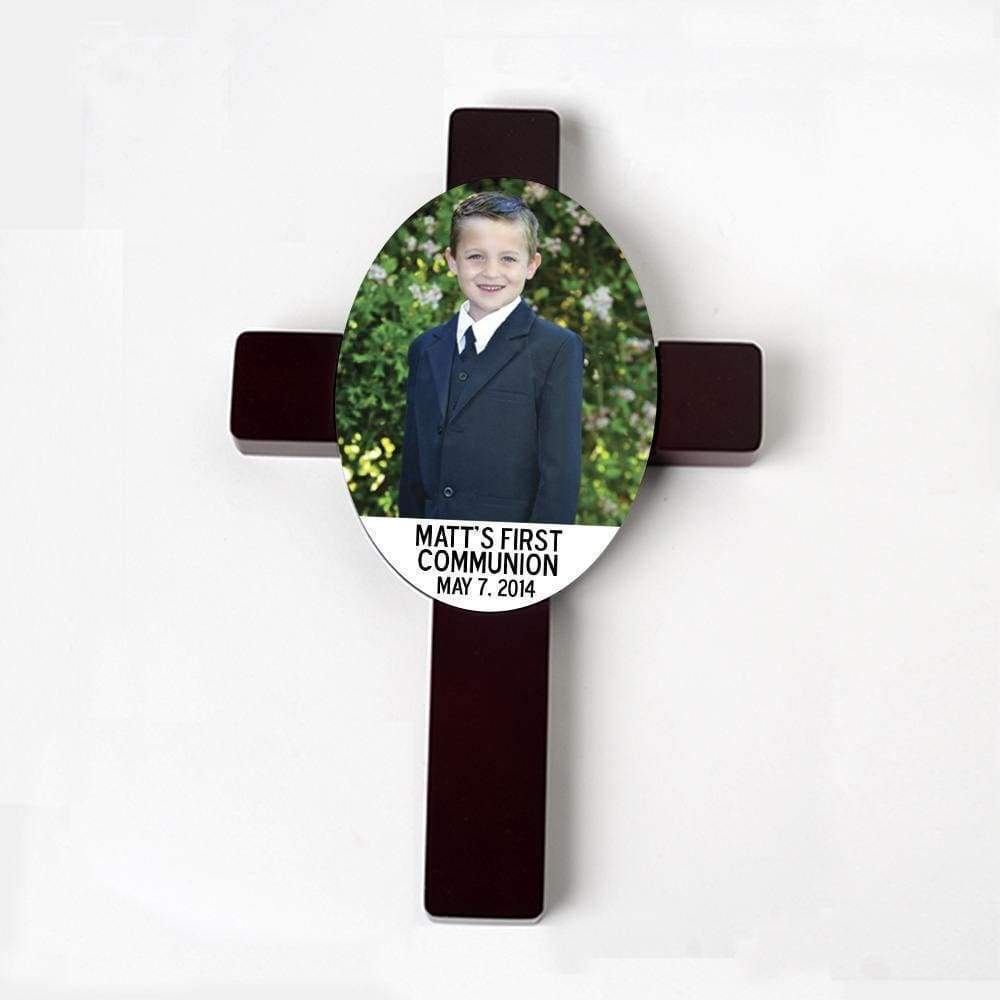 First Communion Cross - Custom Communion Gift