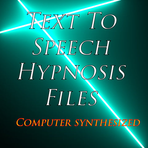 TTS Hypnosis Files