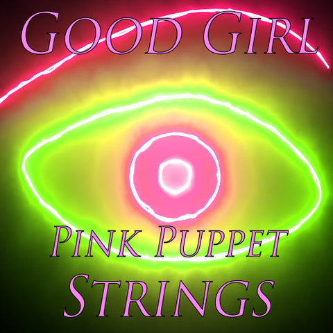 Good Girl Feminizing Pink Puppet Strings