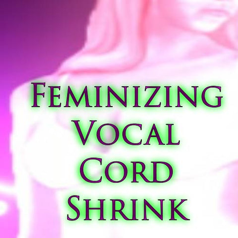 Feminizing Vocal Cord Shrink