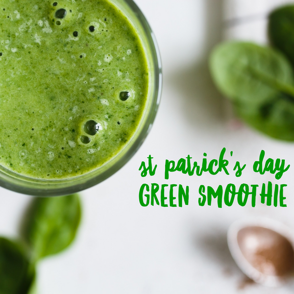 Green Smoothie for Pregnancy