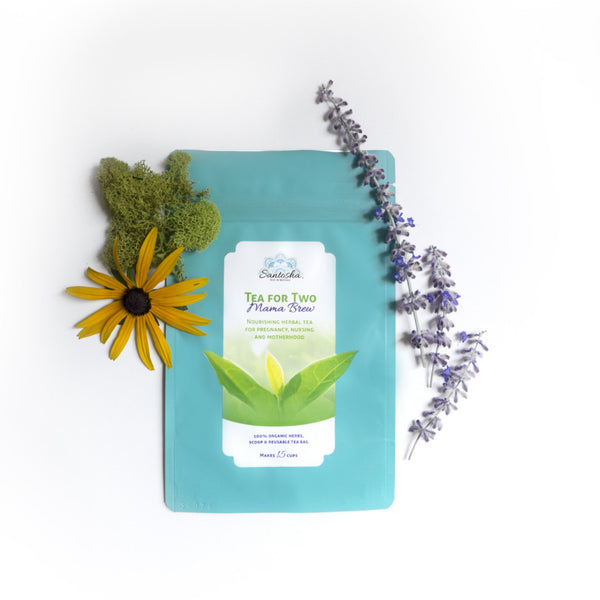 """Tea for Two Mama Brew"" Loose Leaf Tea"