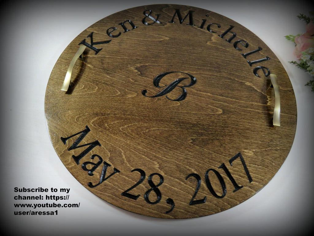 Shop Update: New Wine Barrel Tray