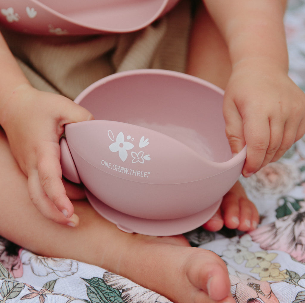 Silicone Scoop Bowl and Spoon set