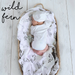 Organic Muslin Swaddle Wrap - Snuggle Hunny Kids -  - ONE.CHEW.THREE Boutique teething, modern accessories