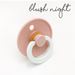 BIBS NIGHT Dummies (2 Pack) - Size 1 -  - ONE.CHEW.THREE Boutique teething, modern accessories