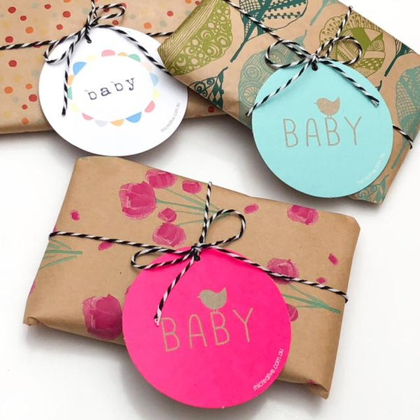 Gift Wrapping -  - ONE.CHEW.THREE Boutique teething, modern accessories