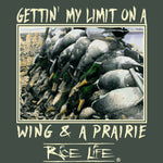Gettin My Limit Mens Short Sleeve T-Shirt