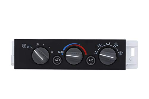 AC Climate Control Panel - Replaces 15-72548 - Fits Chevy, Cadillac & GMC Vehicles