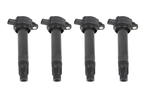 Ignition Coil Pack Set of 4 - Replaces# 4606824AB - Fits Chrysler, Dodge & Jeep