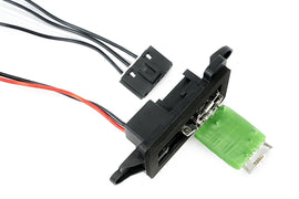 AC Blower Motor Resistor Kit With Harness - Replaces # 89019088, 973-405, 15-81086, 22807123