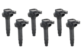 Ignition Coil Set of 6 - Fits 3.5L, 3.7 Ford Vehicles - Replaces# 7T4E-12A375-EE