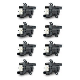 Ignition Round Coil Set of 8 - Fits GM V8 Vehicles - Replaces# 12563293, D585