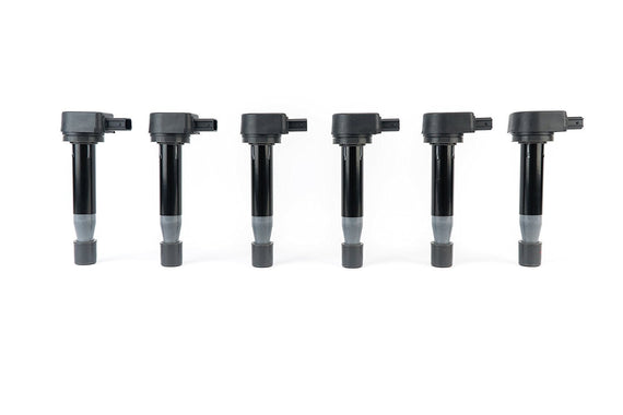 Ignition Coil Pack Set of 6 - Replaces 610-58547B, 30520-RCA-A02 - Acura & Honda