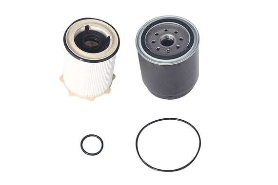Diesel Fuel Filter Set - Fits Ram 6.7L Cummins 2013-2018 - Replaces# 68157291AA
