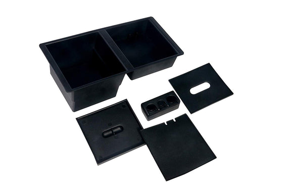 Center Console Organizer Tray - Replaces part 22817343 - Fits 2014-2019 GM Trucks & SUVs