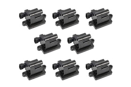 Ignition Coil Set of 8 - Square Type - Replaces# 12558693 - Fits V8 GM Vehicles