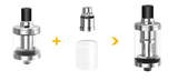 Accessories Aspire Nautilus X 4ML Adapter Kit