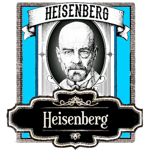 E-Juice Heisenberg by Cloud co Vapor