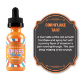 E-Juice Corn Flake Tart by Dinner Lady