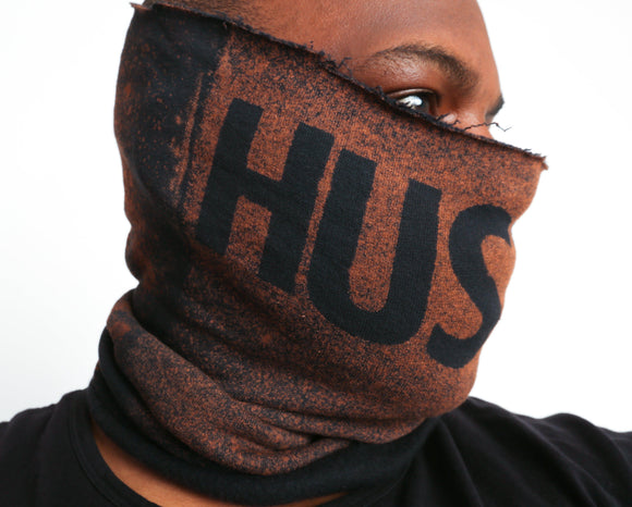 YISM - HUSTLE Face Mask