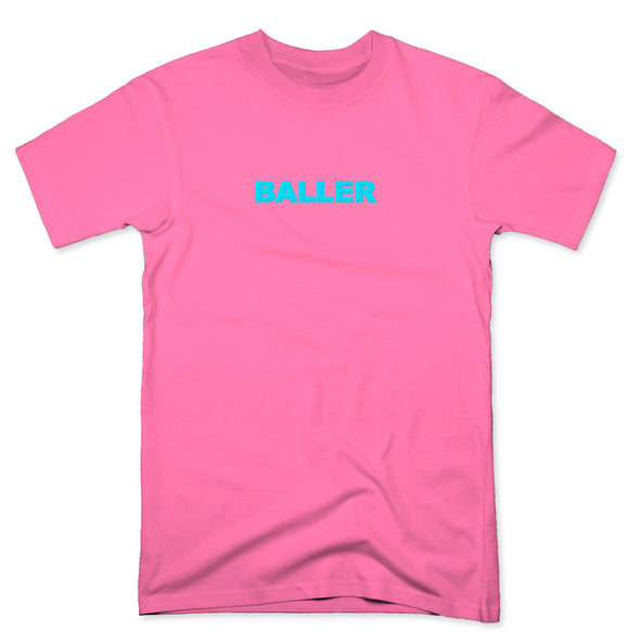 YISM - EMBROIDERED BALLER TEE