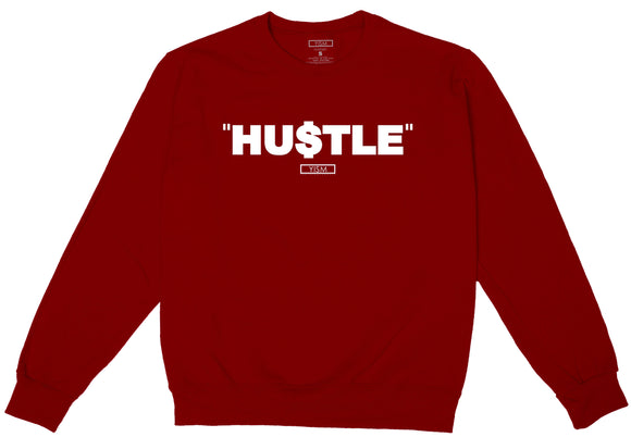 YISM - HUSTLE CREW NECK