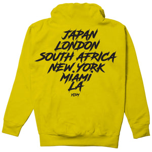 YISM - WORLD TOUR HOODIE