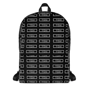 YISM LOGO - Backpack