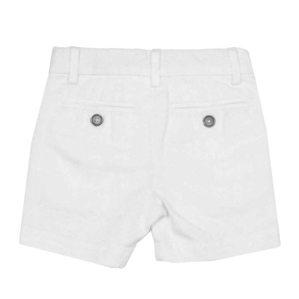 BYRDEES Basics in Hamptons White