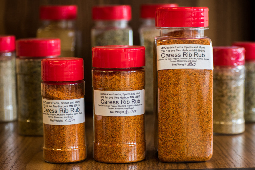 Caress BBQ Rub