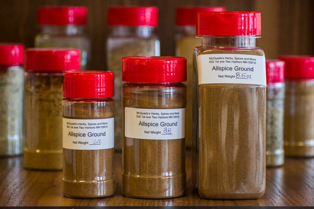 Allspice Ground (Jamaican)