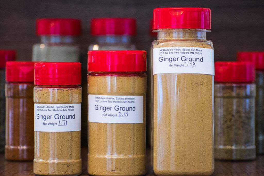 Ginger (Ground)