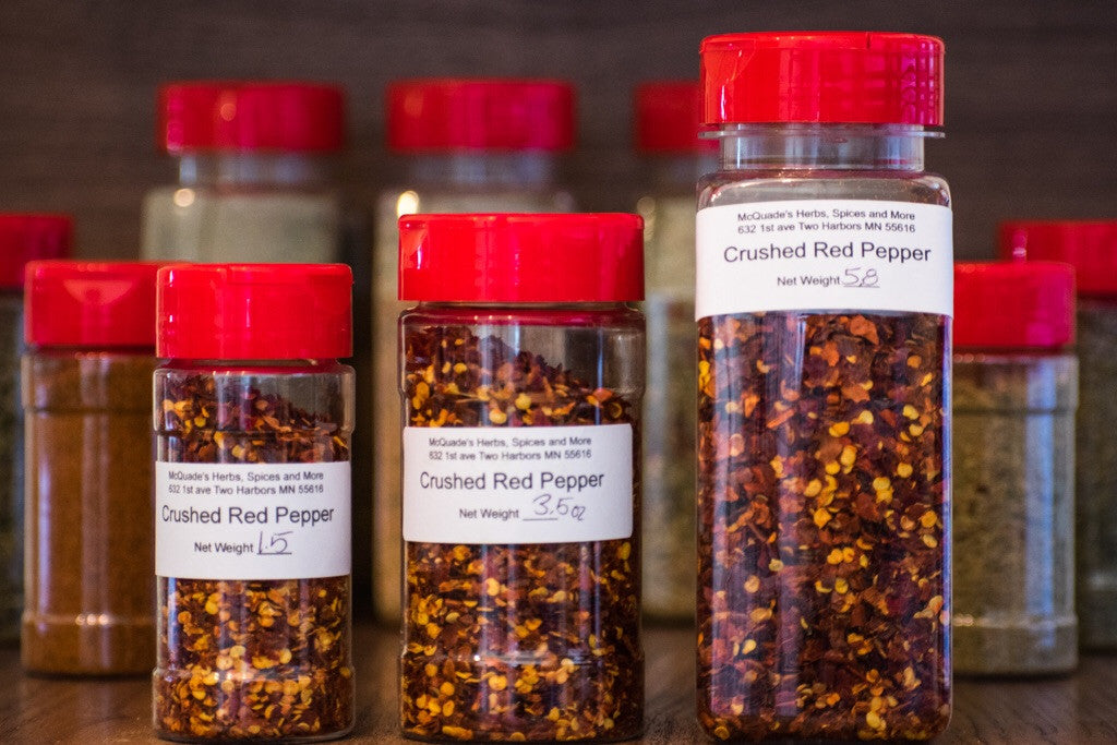Crushed Red Pepper Chilies