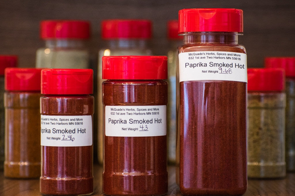 Paprika (Smoked Hot)