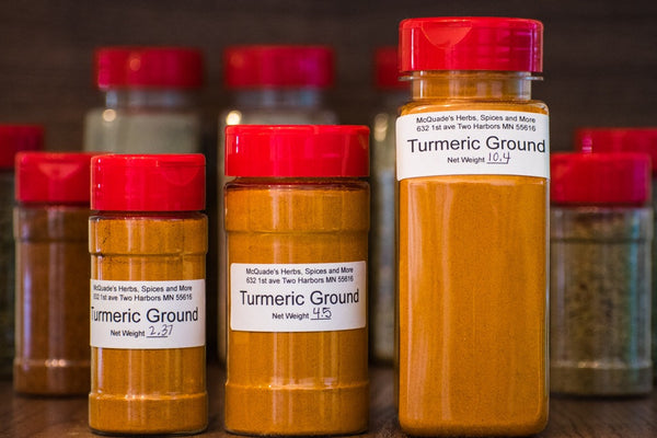 Turmeric (Ground)