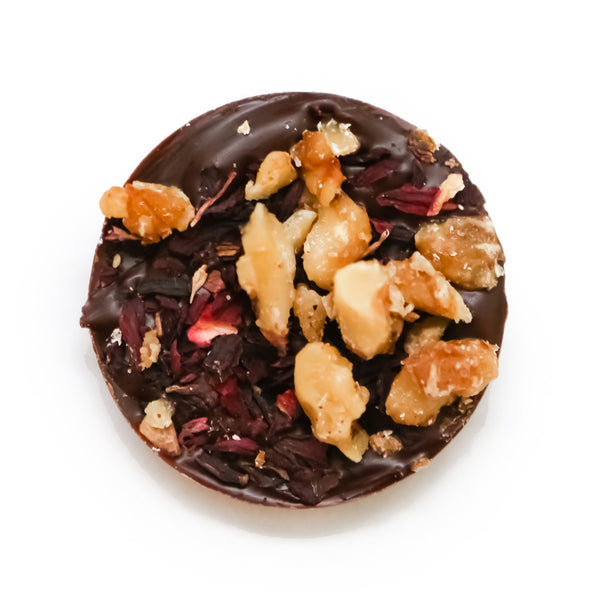 Maple Walnut Hibiscus - Solasta Chocolate, Vancouver