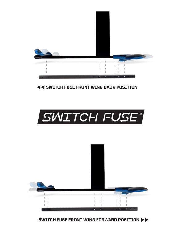 "Slingshot Switch Fuse 31"" (78cm)"