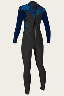 O'Neill Psycho One 4/3mm Woman's Fullsuit - Back Zip