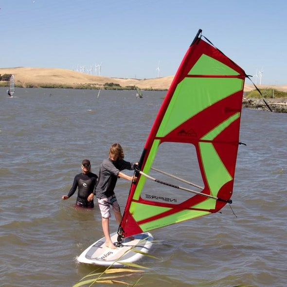Windsurf Beginner Rental Pass