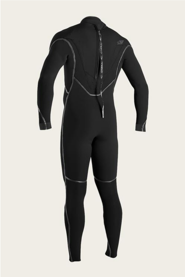 O'Neill Psycho One 4/3mm Fullsuit - Back Zip