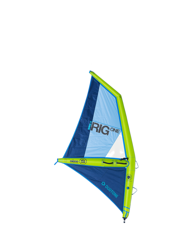 2020 Duotone iRig One - Inflatable Windsurf Sail