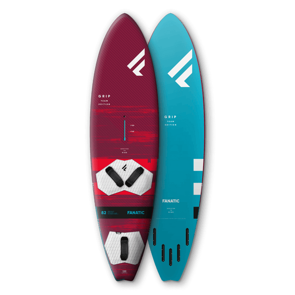 2020 Fanatic Grip TE | Radical Wave