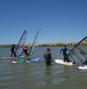 Summer Windsurf Camp